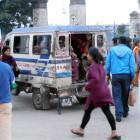 Тук-тук: популярен градски транспорт